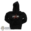 Sweater: Magic Cube Mens Black Chicago Hoodie