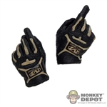 Hands: Magic Cube Mens Molded Tactical Gloved Hands