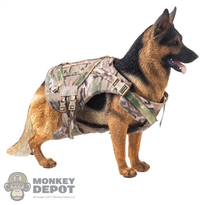 Harness: Magic Cube Large Multicam Military Dog Harness
