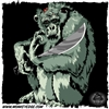 Monkey Depot Shirt: Mens Gnarly Monkey