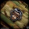 Patch: Monkey Depot Embroidered Greaser Monkey