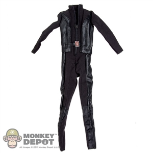 Uniform: MIS Toys Black Superhero Suit
