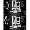 Outfit Set: ManModel Punk Girl Costume Set (MM-014)