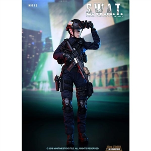 Mini Times Female SWAT (MT-016)