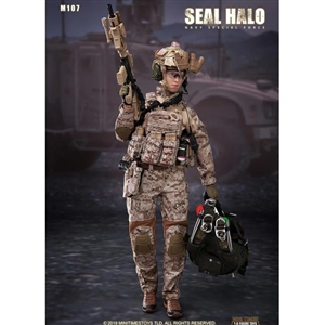 Mini Times Female SEAL HALO (MT-017)