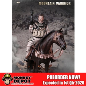 Mini Times Mountain Warrior (MT-M019) (Horse Not Included)