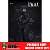 Boxed Figure: Mini Times SWAT (MT-M024)