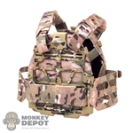 Vest: Mini Times S&S Precision Plate Frame Tactical Armor Plate Carrier (MultiCam)