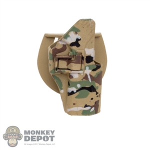 Holster: Mini Times Multicam SERPA Holster