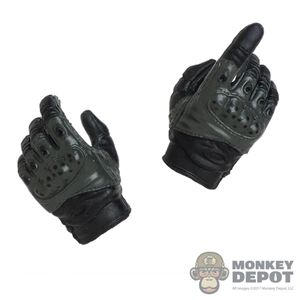 Hangs: Mini Times Mens Molded Gloved Hands