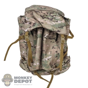 Pack: Mini Times Extra-Large Military-Style Rucksack