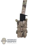 Pouch: Mini Times Multicam Pistol Ammo Pouch (Mag Not Included)