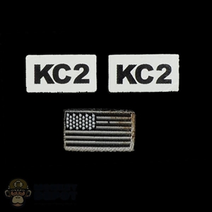 Insignia: Mini Times KC2 Patch Set