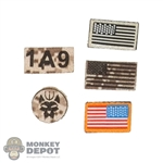 Insignia: Mini Times Navy Special Forces Patch Set
