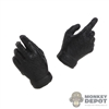 Hands: Mini Times Mens Black Molded Tactical Gloved Hands