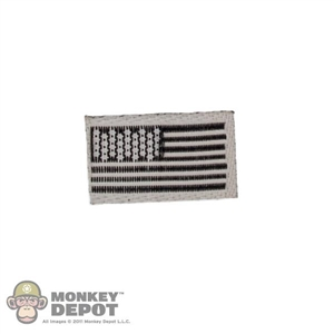 Insignia: Mini Times American Flag Patch