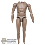 Figure: Modeling Toys Base Body w/Pegs