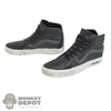 Boots: Modeling Toys Mens Molded Syndicate SK8 Sneakers