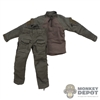 Uniform: Modeling Toys Mens BWD Underway Combat (Mass Gray)