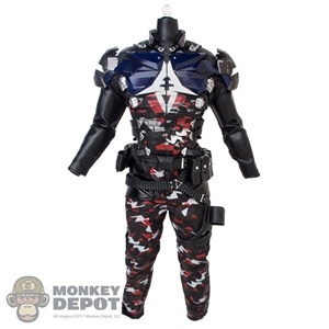 Body: Hot Toys Arkham Knight Base Body