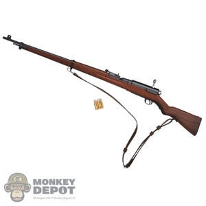 Rifle: KadHobby Japanese Type 38 Arisaka Rifle