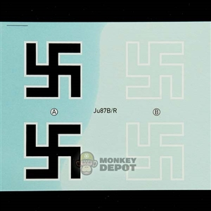 Decal: 21st Century Ju87B/R Water Decal