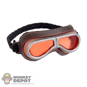 DISPLAYED Goggles: Dragon WWII Red Tint Goggles