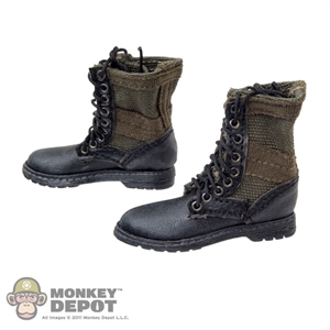 Boots: Mr. Toys Female Jungle Style Boots