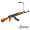 Rifle: Mr. Toys AK47