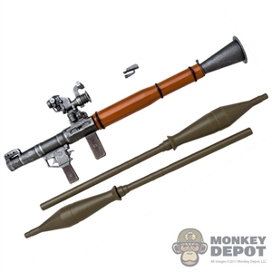 Weapon: Mr. Toys RPG-7 w/Ammo
