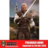 MT Toys The White Wolf Geralt (MTT-TWW01)