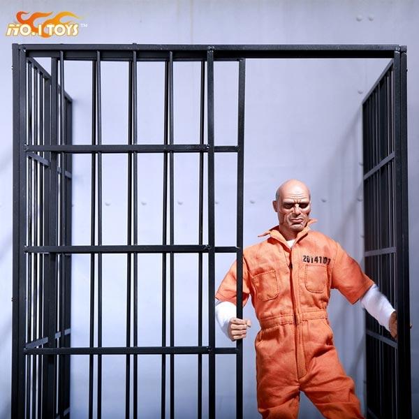 monkey depot jail cell no 1 toys metal prison n1 sce15010