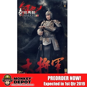 Boxed Figure: O-Soul Models Three Kingdoms Sima Yi War Version (OS-1812)