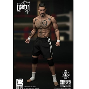 Boxed Figure: OneToys King Fighter Version B (OT-006B)