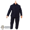 Suit: OneToys Black Male Suit