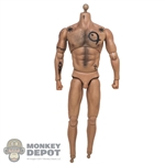 Figure: OneToys Muscle Body w/Tattoos