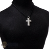 Necklace: OneToys Mens Necklace w/Cross