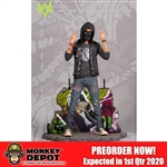 Statue: Pure Arts Watch Dogs 2 Hacktivist Marcus (905474)