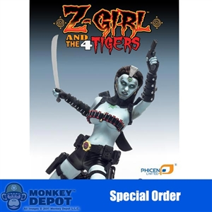 Boxed Figure: TBLeague Z-Girl (PL-2015-77)