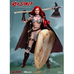 Boxed Figure: Phicen Red Sonja (PL2015-86)