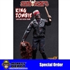 Boxed Figure: TBLeague Dead World King Zombie (PL2015-92)