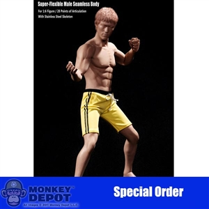 Boxed Figure: TBLeague Super Flexible Asia Male Seamless Body (PL-2016-M32) (No Head)