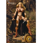 Boxed Figure: TBLeague Arhian Head Huntress (PL2016-85)