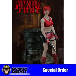 Boxed Figure: TBLeague Painkiller Jane (PL2016-94)