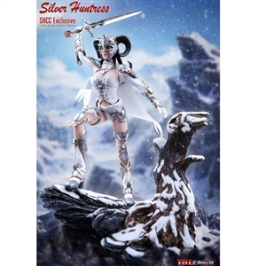 Boxed Figure: TBLeague Silver Huntress (SHCC Exclusive) (PL-2017-105)