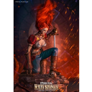TBLeague Steam Punk Red Sonja Deluxe Version (PL2019-140B)