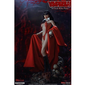 TBLeague Vampirella Exclusive Caroline Munro 50th Anniversary Edition (PL2019-153)