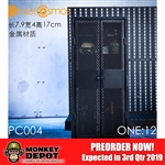Display: PC Toys 1/12th Weapon Cabinet (PC004)
