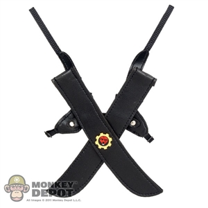 Holster: TBLeague Dual Sword Back Harness