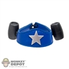 Belt: TBLeague Blue Leatherlike Jet Belt